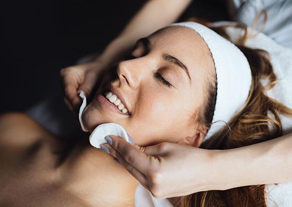 behandeling beauty gezicht